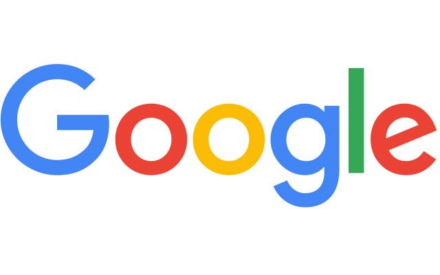 لوگوی شرکت گوگل