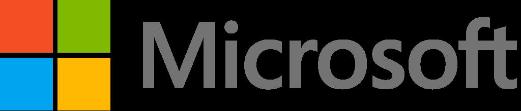 لوگوی شرکت مایکروسافت