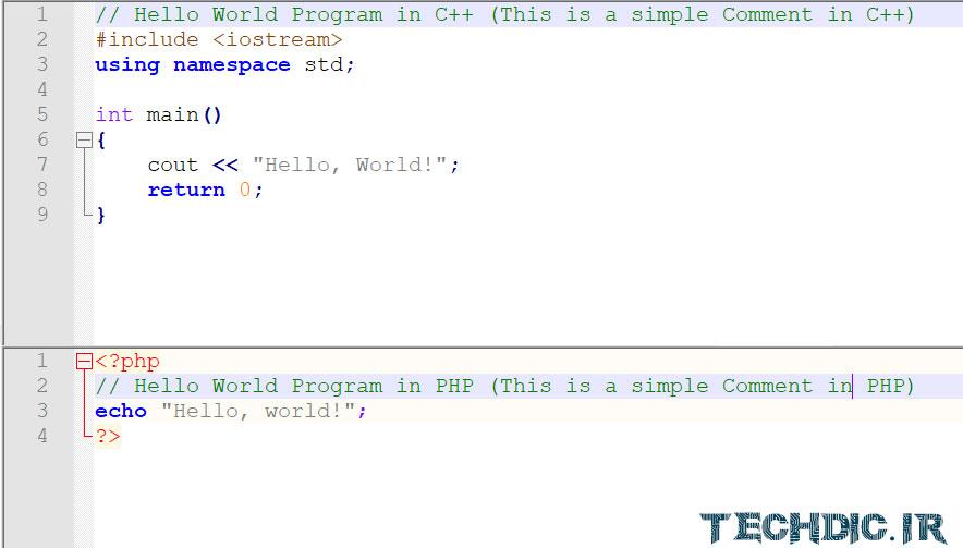 سورس کد Source Code