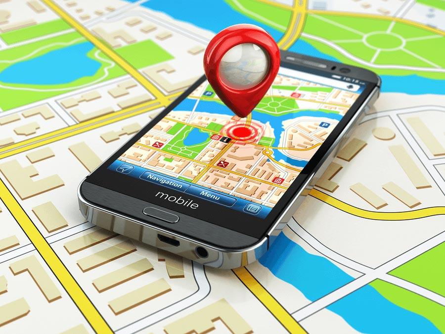 سیستم موقعیت یاب جهانی - جی پی اس Global Positioning System - GPS