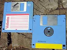 فلاپی دیسک