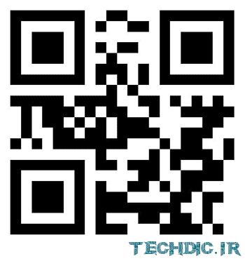 کد کیوآر QR code