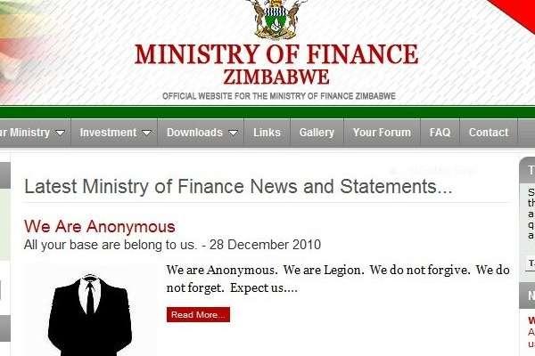 تغییر ظاهر وبسایت website defacement