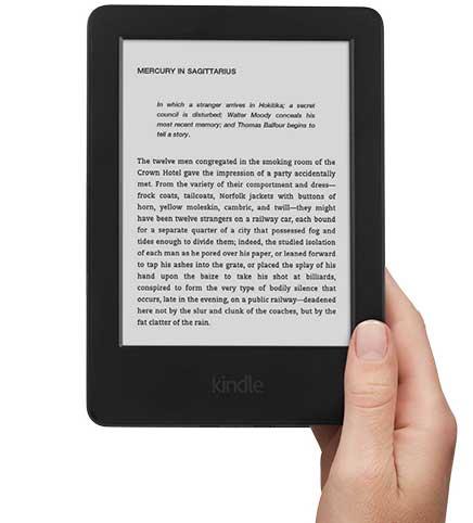 کتاب خوان الکترونیک e-book reader
