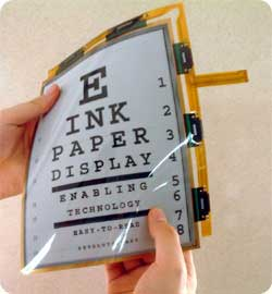 کاغذ الکترونیک e-paper