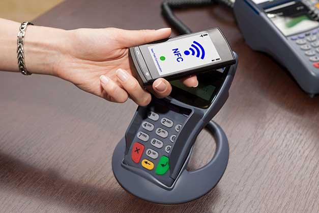 ارتباط حوزه نزدیک - ان اف سی NFC