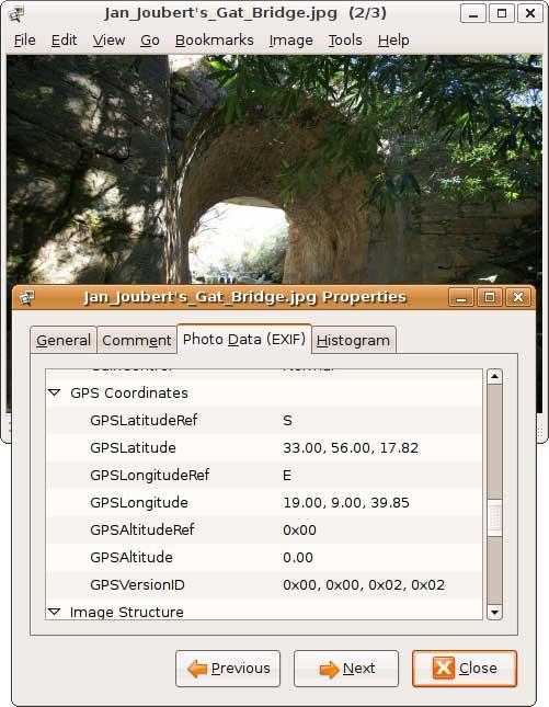 ژئوتگینگ Geotagging