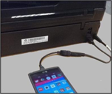 کابل او تی جی USB OTG Cable