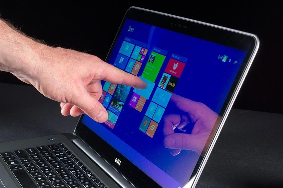 صفحه لمسی Touchscreen
