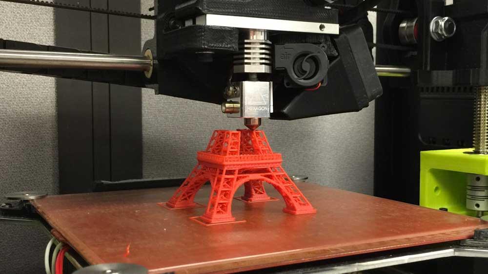 چاپ سه بعدی 3D Printing