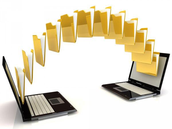 اشتراک گذاری فایل File Sharing