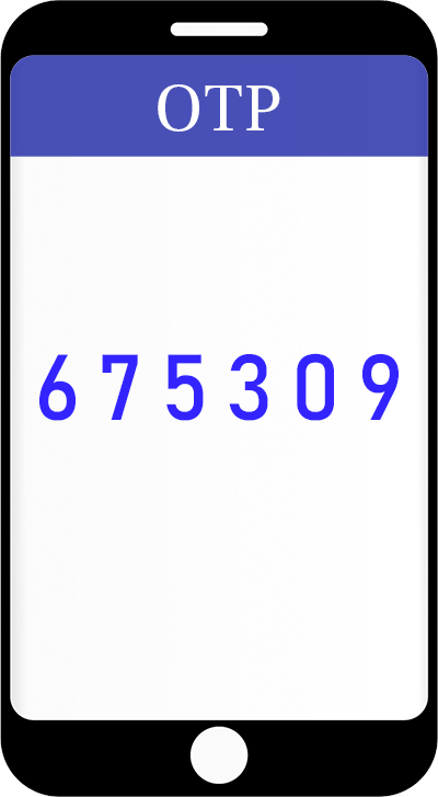 رمز یکبار مصرف One Time Password - OTP