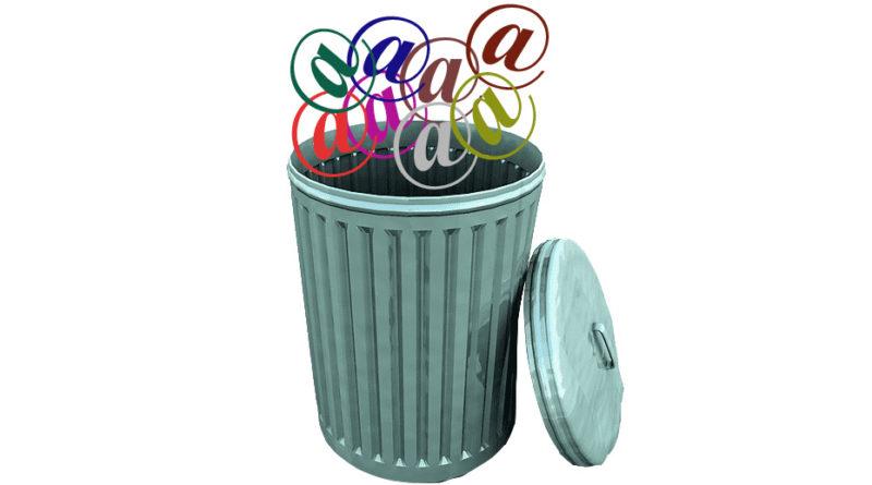 آدرس ایمیل دورانداختنی - آدرس ایمیل موقت