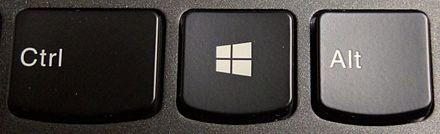 کلید ویندوز Windows Key