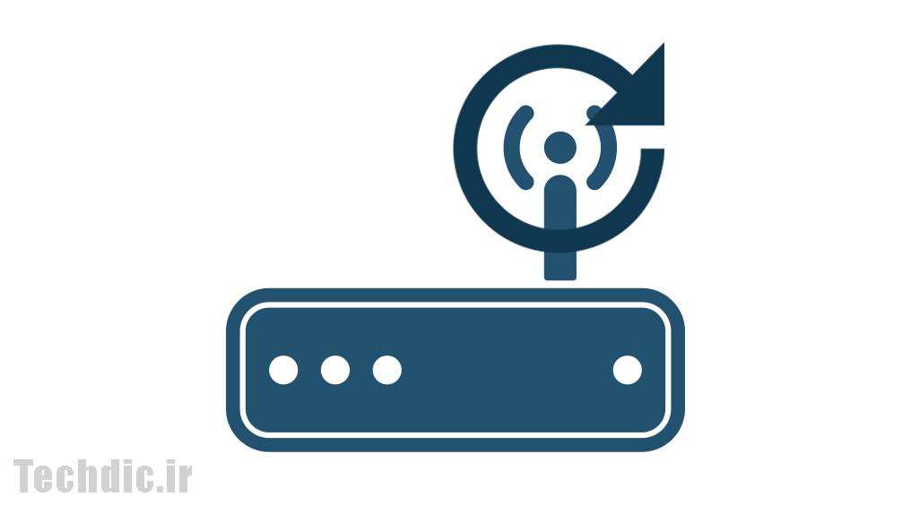 بروزرسانی فرم ویر روتر و جلوگیری از هک شدن شبکه وای فای