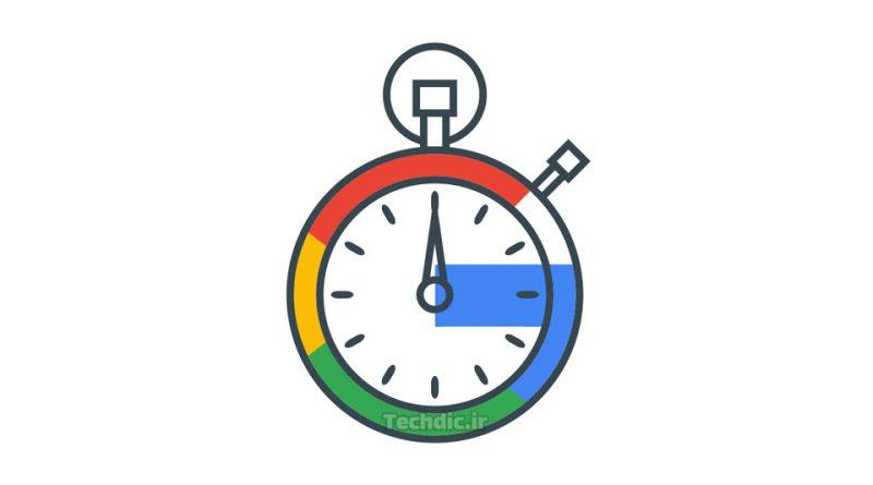 استفاده از قابلیت تایمر یا زمان سنج timer و کرنومتر یا استوپ واچ یا استاپ واچ stopwatchدر سرویس جستجوی گوگل