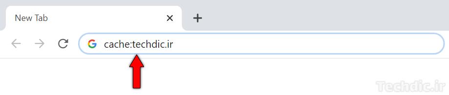آشنایی با روشهای مشاهده نسخه کش شده صفحات وب در سرویس جستجوی گوگل