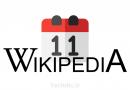 مشاهده رویدادها و مناسبت ها در ویکیپدیا