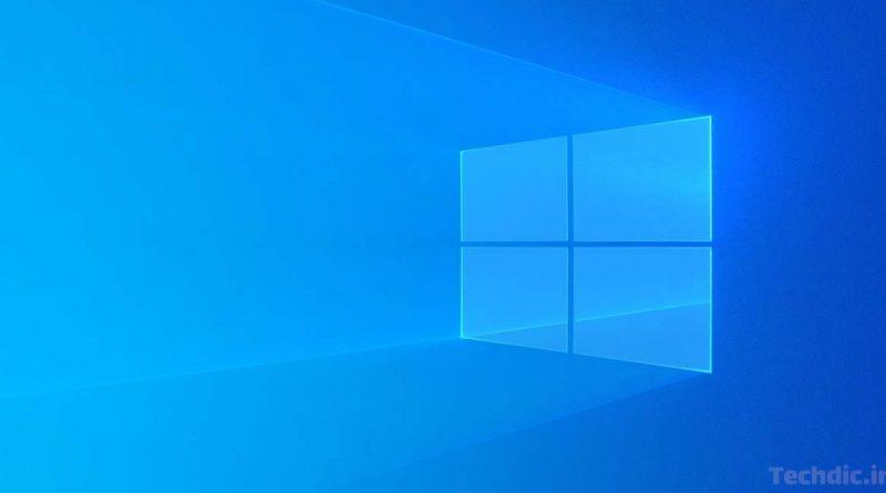 پنهان کردن آیکن های روی دسکتاپ و نمایش مجدد آنها در ویندوز